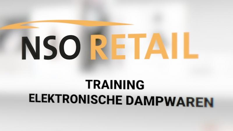 Online training Elektronische Dampwaren