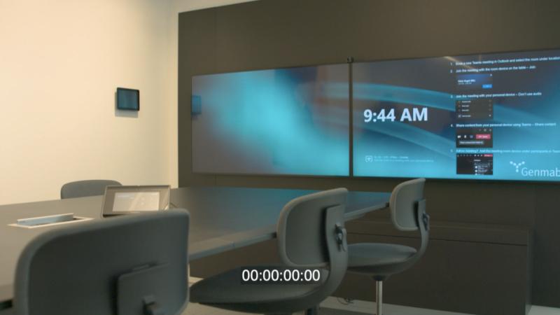 Genmab Meeting Rooms